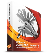 Debenu Quick PDF Library Heading