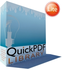 Click to view Quick PDF Library Lite 7.21 screenshot